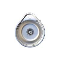Мойка для кухни Galati Lacrima Satin 450x390mm