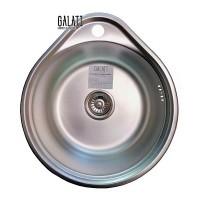 Мойка для кухни Galati (Eko) Lala Satin 480x430mm