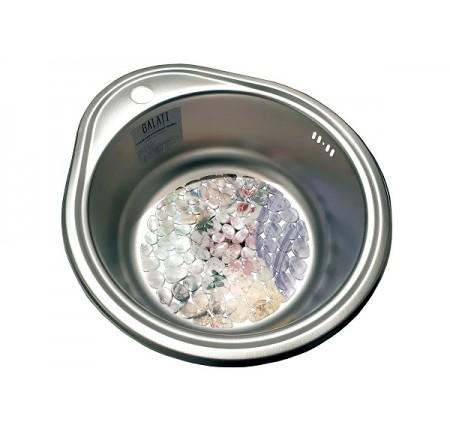 Мойка для кухни Galati (Eko) Lala Textura 480x430mm
