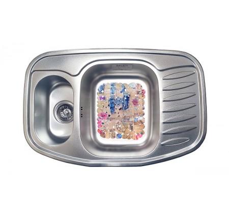 Мойка для кухни Galati Rampa 1.5C Satin 780x510mm