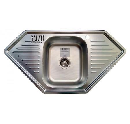 Мойка для кухни Galati Meduza Textura 950x500mm