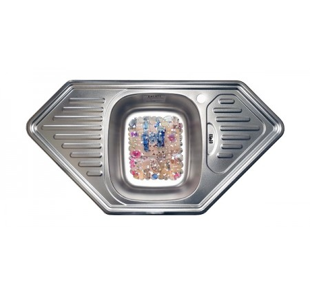 Мойка для кухни Galati Meduza Satin 950x500mm