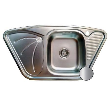 Мойка для кухни Galati Meduza Nova Satin 950x500mm
