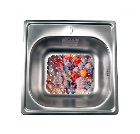 Мойка для кухни Galati (Eko) Fifika Satin 480x480mm