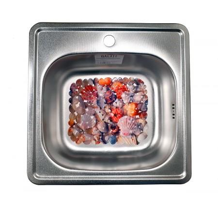 Мойка для кухни Galati (Eko) Fifika Textura 480x480mm