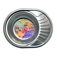 Мойка для кухни Galati (Eko) Taleyta Textura 570x450mm
