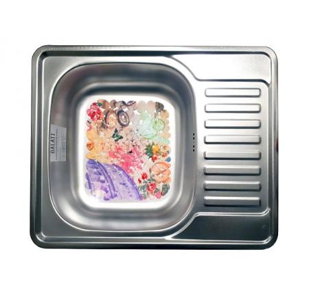 Мойка для кухни Galati Sims Satin 580x480mm