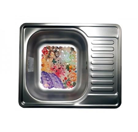 Мойка для кухни Galati Sims Textura 580x480mm