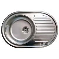 Мойка для кухни Galati (Eko) Dana Satin 770x500mm