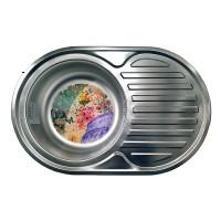 Мойка для кухни Galati (Eko) Dana Nova Satin 770x500mm
