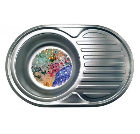 Мойка для кухни Galati (Eko) Dana Nova Textura 770x500mm