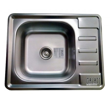 Мойка для кухни Galati Douro Satin 630x500mm