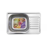 Мойка для кухни Galati Bogna Textura 660x420mm