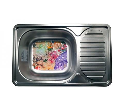 Мойка для кухни Galati Mirela Satin 660x420mm