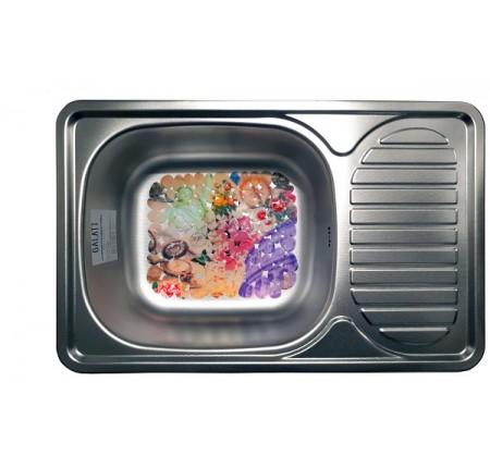 Мойка для кухни Galati Mirela Textura 660x420mm