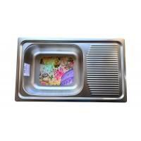 Мойка для кухни Galati Amina Satin 750x440mm