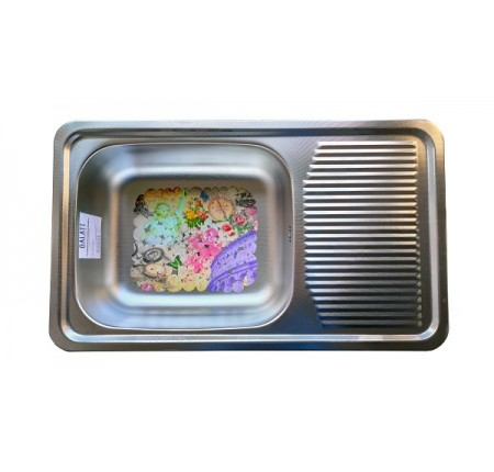 Мойка для кухни Galati Amina Textura 750x440mm