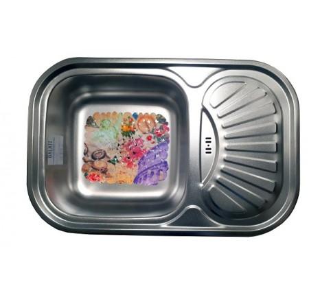 Мойка для кухни Galati Stela Satin 750x490mm