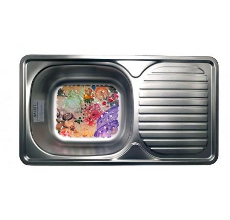 Мойка для кухни Galati Anka Satin 760x420mm