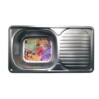 Мойка для кухни Galati Anka Textura 760x420mm