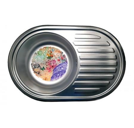 Мойка для кухни Galati Dana Satin 770x500mm