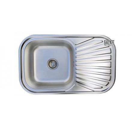 Мойка для кухни Galati Liuba Satin 780x480mm