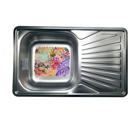 Мойка для кухни Galati Constanta Textura 780x480mm