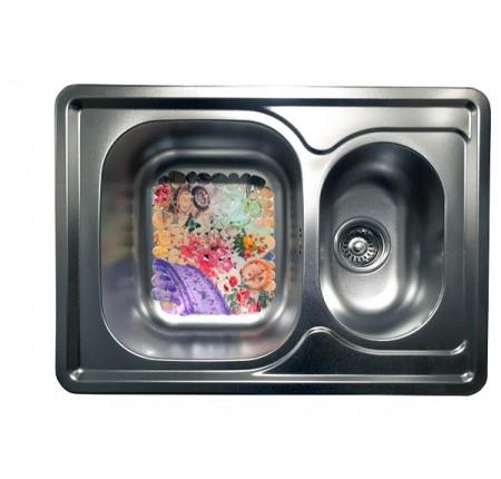 Мойка для кухни Galati Fifika 1.5C Textura 700x500mm