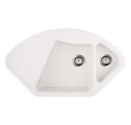 Мойка для кухни Granado Barcelona White 1020х575 mm