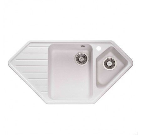Мойка для кухни Granado Ibiza White 979х500 mm
