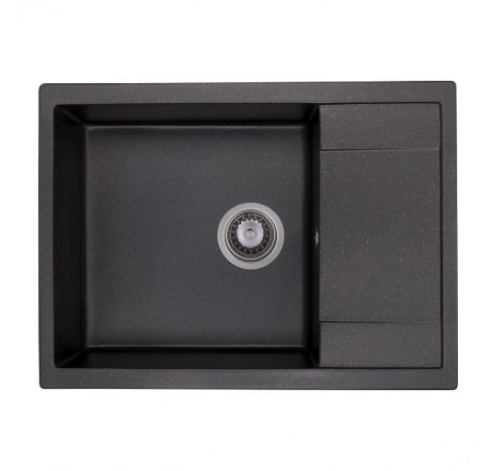 Мойка для кухни Granado Linares Black Shine 675х495 mm