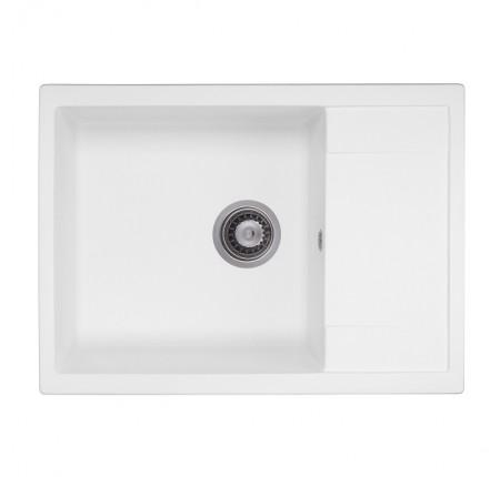 Мойка для кухни Granado Linares White 675х495 mm