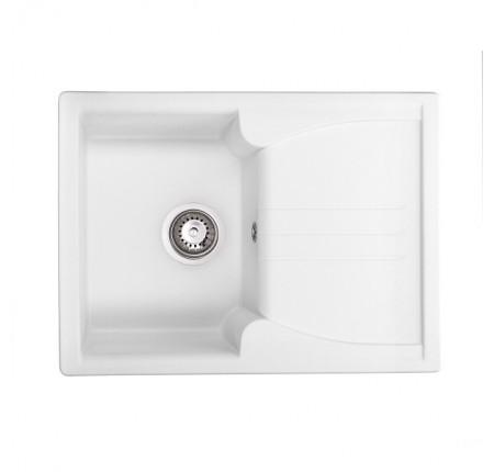 Мойка для кухни Granado Salamanka White 680х500 mm