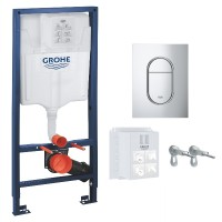 Инсталляция Grohe Rapid SL 39504000 3 в 1