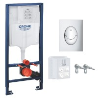 Инсталляция Grohe Rapid SL 39503000 3 в 1