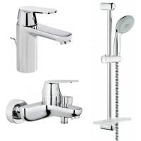 Набор для ванной комнаты Grohe EX Eurosmart Cosmopolitan 126112M