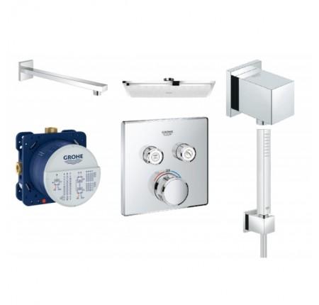 Набор для ванной комнаты Grohe EX SmartControl 34506SC0 на 2 потребителя