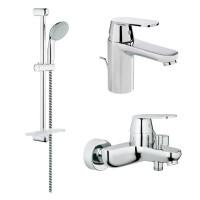 Набор для ванной комнаты Grohe EX Eurosmart Cosmopolitan 126111S