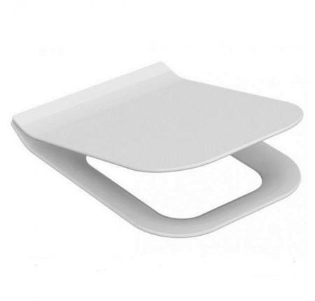 Сиденье с крышкой Idevit Halley Soft Close Slim (53-02-06-009)
