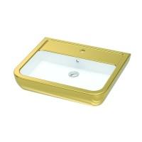 УмывальникIdevit Halley (3201-0455-11) золото 45x60cм