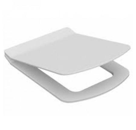 Сиденье с крышкой Idevit Venus (53-02-06-001) Soft Close Slim