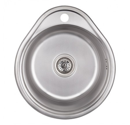 Мойка для кухни Imperial 4843 (0.6мм) Decor