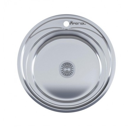 Мойка для кухни Imperial 490-A Decor
