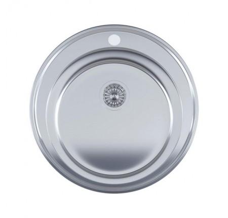 Мойка для кухни Imperial 510-D (0,6мм) Decor