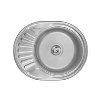 Мойка для кухни Imperial 5745-6044 (0,6мм) Polish