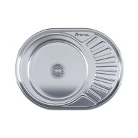 Мойка для кухни Imperial 5745-6044 Satin