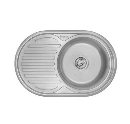 Мойка для кухни Imperial 7750 (0,6мм) Polish