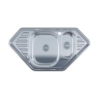 Мойка для кухни Imperial 9550-С Decor двойная