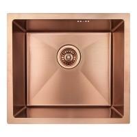 Мойка для кухни Imperial D4843BR PVD bronze Handmade 2.7/1.0 mm