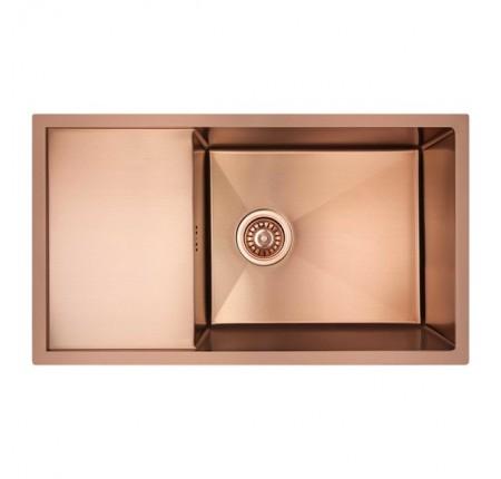 Мойка для кухни Imperial D7844BR PVD bronze Handmade 3.0/1.2 mm
